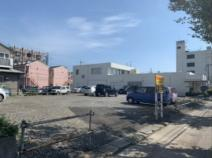 旧常陽銀行横駐車場の画像
