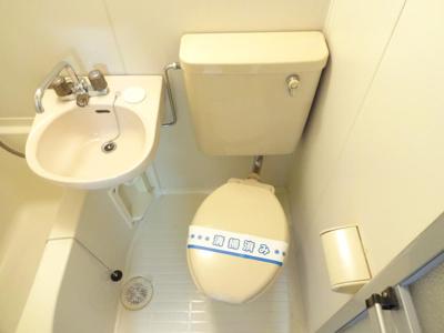 【トイレ】ラ・メゾンMEISO