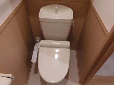 ベラヴィスタ蘇我のトイレ