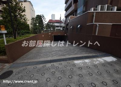 【駐車場】池袋パークタワー