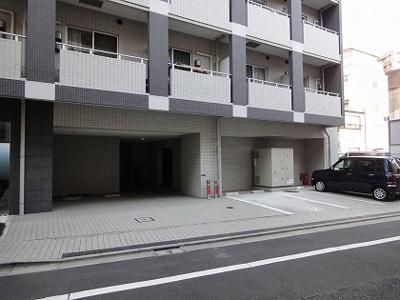 【駐車場】KDXレジデンス入谷