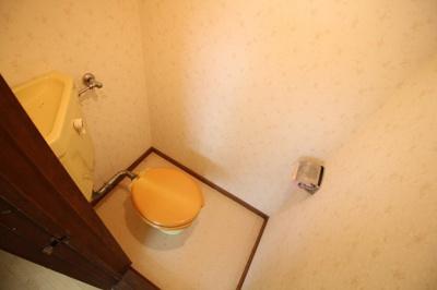 【トイレ】コーポカグラ
