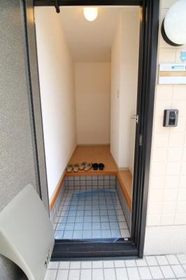 【玄関】サンハイツ須磨