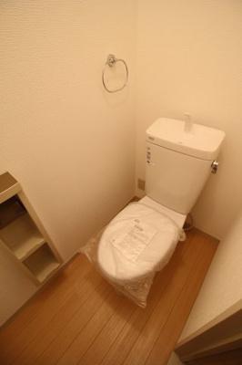 【トイレ】サンハイツ須磨