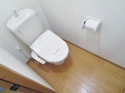 【トイレ】カートル・セゾン2