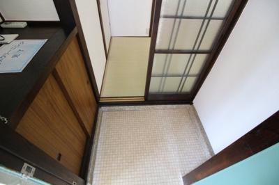 【玄関】ビレッタ神戸