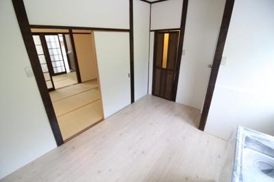 【居間・リビング】ビレッタ神戸
