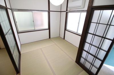 【寝室】ビレッタ神戸