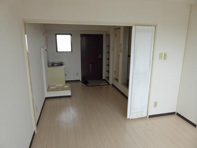 【居間・リビング】アクアシティー鶴見緑地