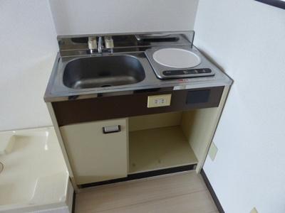 【キッチン】アクアシティー鶴見緑地
