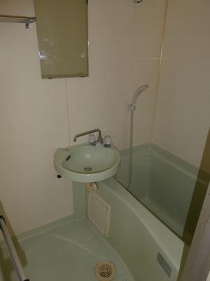 【浴室】アクアシティー鶴見緑地