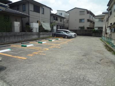 【外観】寺前駐車場