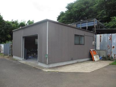 【外観】小田原吉見倉庫