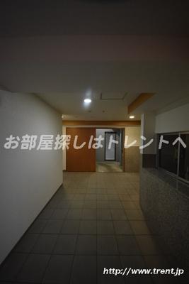 【ロビー】サンピア西須賀