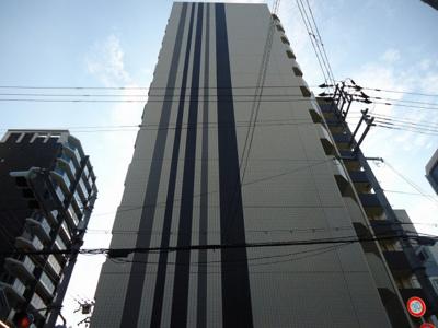 【外観】アドバンス大阪城グラシア
