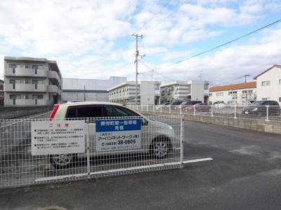 【駐車場】博労町第一駐車場