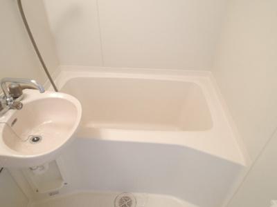 【浴室】オリタマンション