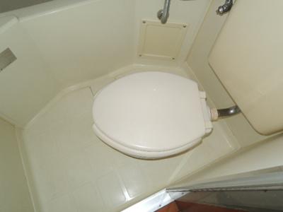 【トイレ】メゾンド平野北