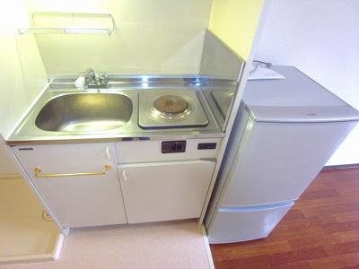 【キッチン】アーバンコート