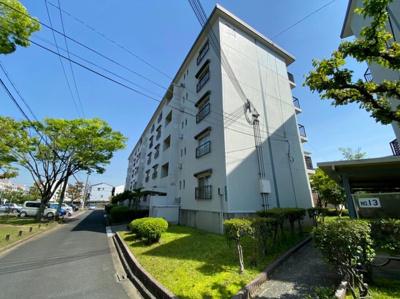 【外観】富田第二住宅64号棟 株式会社Roots