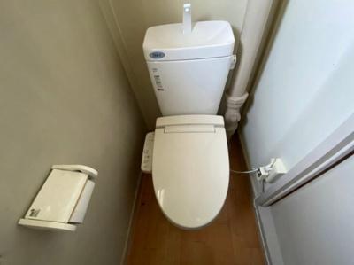 【トイレ】富田第二住宅64号棟 株式会社Roots