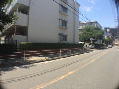 【外観】長吉コーポ1号棟