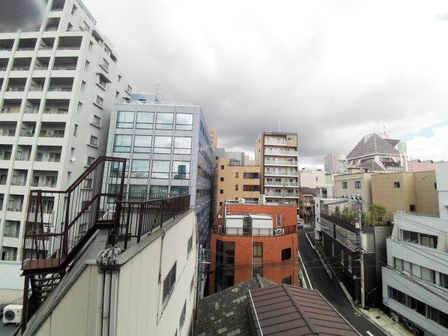 【レーヴマニフィック本郷】7Fからの眺望です。