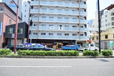 【外観】レジディア大阪福島