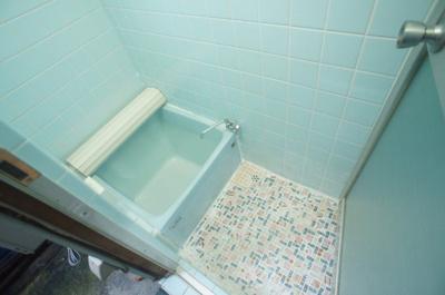 【浴室】庭井アパート