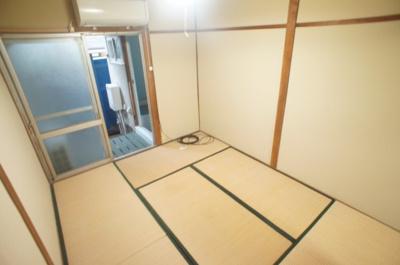 【内装】庭井アパート