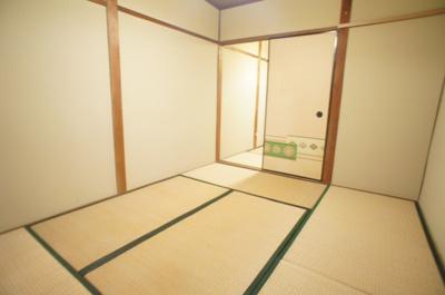 【和室】庭井アパート