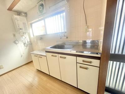 【キッチン】喜志町3丁目テラスハウス