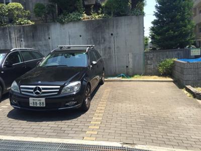 【駐車場】レジデンシャル芦屋