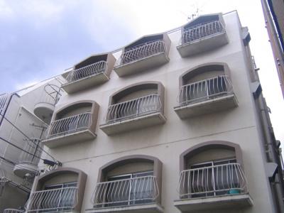 【外観】中岡第2マンション