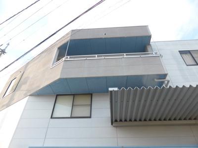 【外観】大田 倉庫付住居