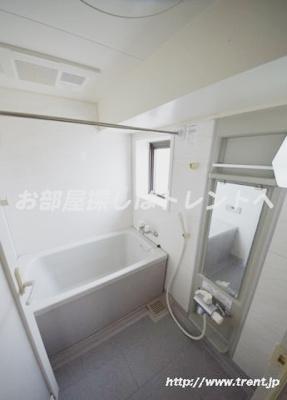 【浴室】HF白山レジデンス