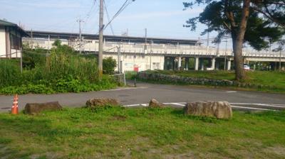 近江舞子駅が約85mです