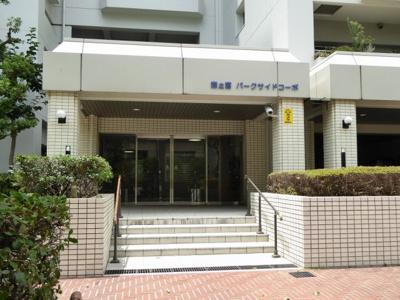 【エントランス】森ノ宮パークサイドコーポ