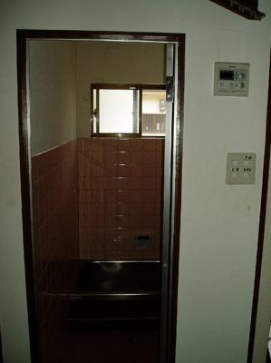 【浴室】梅津罧原町貸家