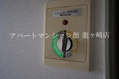 【設備】ウッディパレスフジⅡ