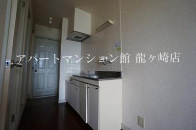 【キッチン】ウッディパレスフジⅡ