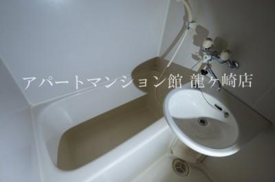 【浴室】ウッディパレスフジⅡ