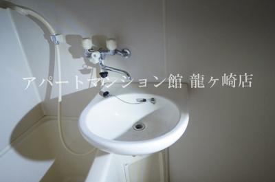 【洗面所】ウッディパレスフジⅡ