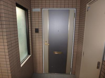 【玄関】シャルマン