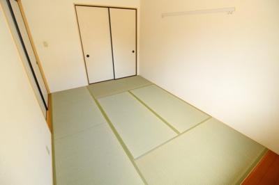 【寝室】ハイツサザンクロス