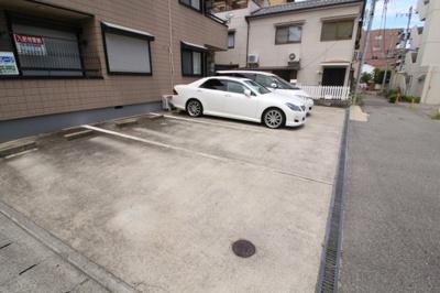 【駐車場】ハイツサザンクロス