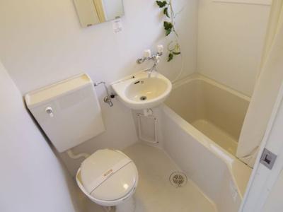 【浴室】山下ハイツ