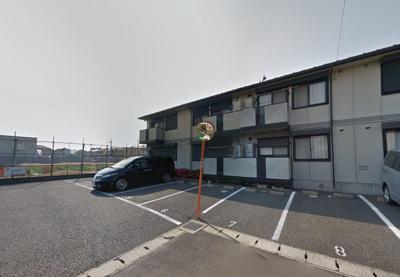 【駐車場】ピュアタウン南逆井B