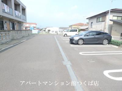 【駐車場】Maison de Sray(メゾンドサライ)A
