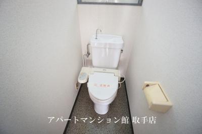 【トイレ】スカイコーポ第1